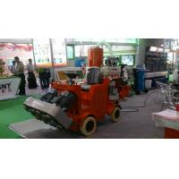 Ride On Concrete Polishing Machine With Vacuum Cleaner System