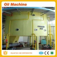 China High quality cottonseed oil machine edible oil processing equipment solvent extractor on sale