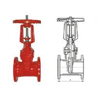 Industry RRHX rising stem resilient gate Power Station Valve Stainless steel Stem GB9113 Manufactures