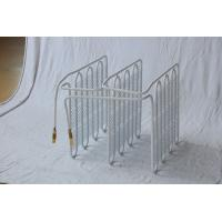 China Wire And Tube Mini Fridge Evaporator Coated Welded ISO SGS CE Certificate on sale