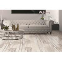 China Grey Wood Effect Porcelain Floor Tiles  900x150 Mm Flat Matte Eco Friendly on sale