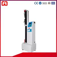 Laboratory Equipment Single Column Universal Testing Machine, 2KN, 0.4KW Motor power Manufactures