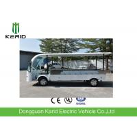 Buy cheap 72V DC Motor Utility 2 Front Seats Electric Cargo Van , Max.Speed 30km/h from wholesalers