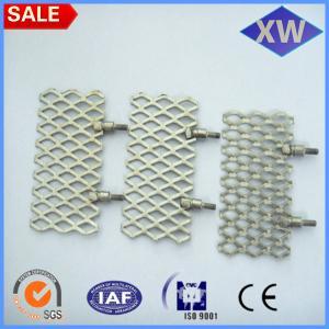 Platinum coated titanium anode in mesh shape for electrolysis Manufactures