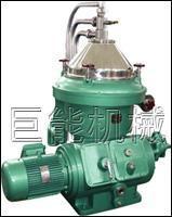 Lubricating / Light Diesel Centrifuge Oil Water Separator Stationary Centripetal Pumps Manufactures