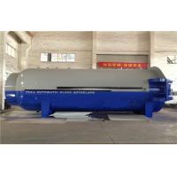 Automatic Industrial Chemical Autoclave with PLC control programmer Manufactures
