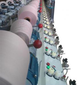 Ts008 Double Waxing Yarn Rewinding Machine Manufactures