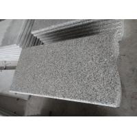 Swan White G436 Polished Granite Tile Mid Grey Granite Stone For Project Manufactures