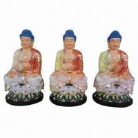 Religious Statues, Available in Resin Buddhas, with Light Color Manufactures