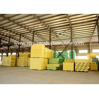 China Ice Rink Extruded Polystyrene Foam Sheets / Thermal Insulation Boards For Walls on sale