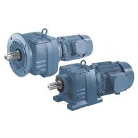 Crane Worm-Gear Speed Reducer , Geared Box For Material Handling Manufactures