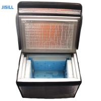VPU Insulation Material Medicine Ice Cooler Box For 2-8 Degrees Manufactures