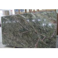 China Rainforest green marble slab and tile,Brown with pattern,10MM,16MM,18MM,20MM,countertop on sale