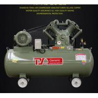 Waterproof Portable Electric Air Compressor For Air Tools 30lt Tanks Capacity Manufactures