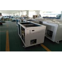 Mobile 18000w Spot Air Cooler For Tent Rental 62000btu Temporary Cooler Manufactures