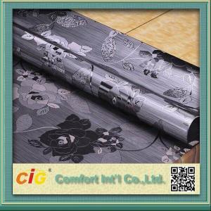 Waterproof Embossed Design Flora Pattern Plastic PVC Table Cloth Manufactures