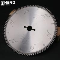High Hardness Universal Saw Blade Continuous Working Reliable Crn Coating Manufactures