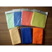 China Microfiber & Microfibre Cleaning Cloth on sale