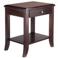 HPL TOP 1-drawer night stand/bed side table,hospitality casegoods,hotel furniture NT-0066 Manufactures