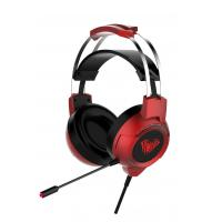 Aula G91II USB 7.1 Wired Surround Sound Gaming Headset With LED Light Manufactures