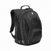 China 17 Inches Laptop Backpack, Made of 1680D Polyester, Measures 54 x 32 x 28cm on sale