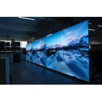Airport LED Information Videowall Indoor P3.91 500x500 Die Casting LED Display Boards Manufactures