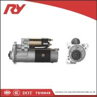 13T Aluminium Engine Starter Motor Hs Code 8511409900 TS16949 For MITSUBISHI 6DR5 4D34( M008T60271A ME049186) Manufactures