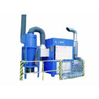 Split Up Type Central Dust Collector With Cyclone Separator Large Air Flow Manufactures