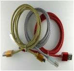 usb cable for samsung 1M colorful Manufactures