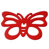 Butterfly shaped creative Silicone Placemat for sale