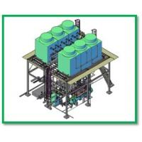 China Process Fluid Sourced Organic Rankine Cycle System For Waste Heat Recovery Field on sale