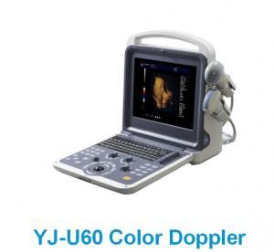 Quality 3/4D Laptop 3D Update 4D Color Doppler Ultrasound Medical Equipment for sale