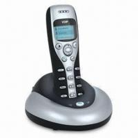 USB Wireless Phone W1DL, Graphic LCD, Blue Backlight, Built-in Speakerphone & 2.4GHz Wi-Fi Band Manufactures