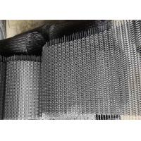 Buy cheap Ceramic Drying Balanced Weave Conveyor Belts Flat Surface Wear Resistance from wholesalers
