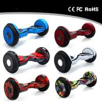 Smart Balance Board Electric Scooter 10 Inch Electric Balancing Hoverboard Manufactures