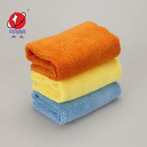 China Plush Microfiber Car Wash Towel on sale