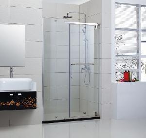 Semi-Frameless Hinge Shower Door (XIP-002) Manufactures