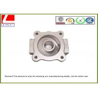 LED light aluminum die casting Process Precision Machined Products Manufactures