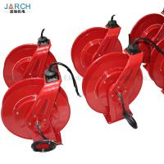 10~20m DMX Cable Retractable Hose Reel 32A Power Cord Transmit Audio / Light / Video Manufactures