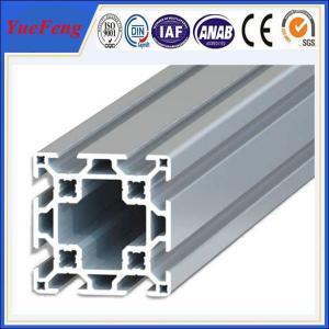t slot aluminium extrusion manufacturer, OEM high quality industrial aluminum profile Manufactures