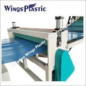 Plastic PVC Anti-Slip Mat Production Line / Extrusion Line / Manufacturing Machine Manufactures