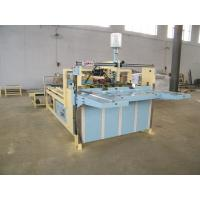 China Electric Control System Carton Folder Gluer Machine Max Working Size 2800 X 1515 Mm on sale