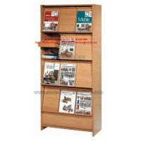 Cheap Home Office Furniture Or Library Bookcase Rack Made By Mdf In Kd Structure Easy Shipping