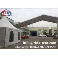 China Canopy Wedding Marquee Party Tent With Decoration 15x20 20x20 Clear Span on sale