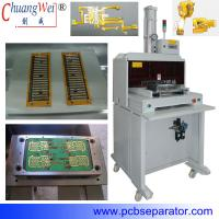 China PCBA Depaneling Systems Presses,Pneumatic FPC / PCB Cutting Machine on sale