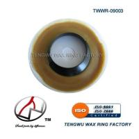 China China toilet bowl wax ring with flange on sale