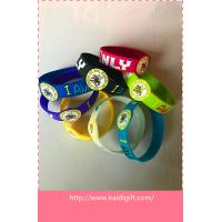 factory direct making silicone bracelet Manufactures