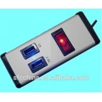 5V 2.4A and 1A USB 2-PORT CHARGING STATION FOR iPad mobile MP3 Manufactures