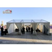 Aluminum frame outdoor exhibition party tent in china, outdoor advertisement exhibition wedding big event tent Manufactures