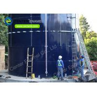 China 30000 Gallons Bolted Steel Tanks Is The Right Storage Tank for Industrial Effluent Storage on sale